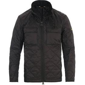 Barbour International Setv Quilted Jacket Black