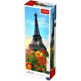 Trefl Eiffel Tower Among Flowers
