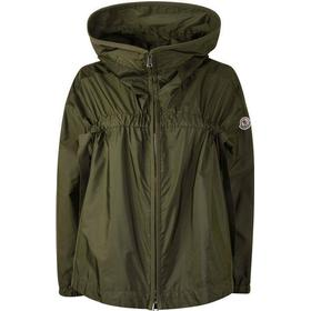 MONCLER Lune Hooded Jacket Green 81A