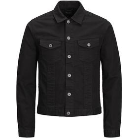 Jack & Jones Earl CR 009 Denim Jacket - Black/Black Denim