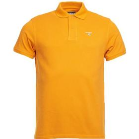 Barbour Sports Polo Sunset Orange