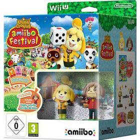 Animal Crossing: Amiibo Festival + 1 Amiibo 3 Amiibo Cards (Wii-U)