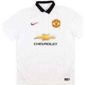 Nike Manchester United Away Jersey 14/15 Sr