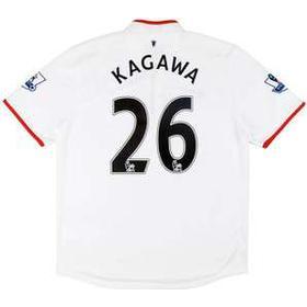 Nike Manchester United Away Jersey 12/13 Kagawa 26. Sr