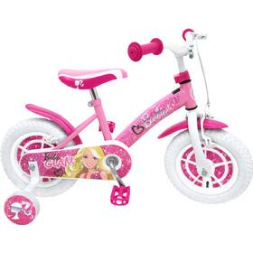 Babie Cykel 12 tommer - Barbie cykel 901355