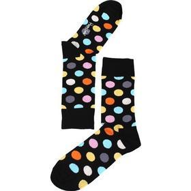 Happy Socks Big Dot Sock Black (BD01-099)