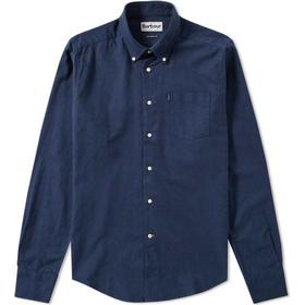 Barbour Stanley Tailored Fit Shirt Navy (MSH3332NY91)