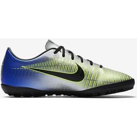 Nike MercurialX Victory VI Neymar TF Racer Blue/Chrome/Volt/Black (921494-407)