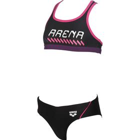 arena Sumo Bikini Barn pink svart 140 2018 Badkläder 51b462c759beb