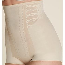 Miss Mary of Sweden Firm Control Low Leg Shaper Skin (4031)