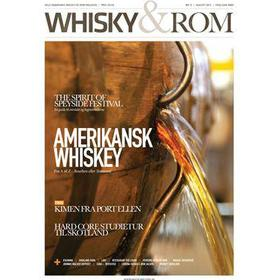Whisky&Rom Magasinet Issue No.9 - Danmarks whisky og rom magasin