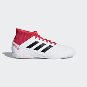 Adidas Predator Tango 18.3 Indoor Ftwr White/Core Black/Real Coral (CP9073)