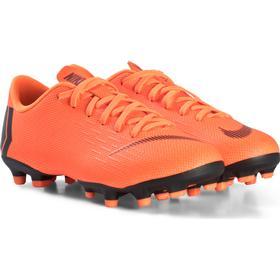 Nike Mercurial Vapor XII Academy MG Total Orange/Total Orange/Volt/White (AH7347-810)