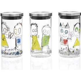 Fantastisk Poul pava opbevaringsglas Køkkenudstyr - Sammenlign priser hos YW56