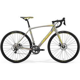 Merida Cyclo Cross 400 Titan/gul/röd