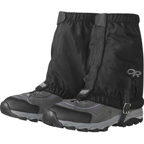 Outdoor Research Rocky Mountain Low Gamacher sort L/XL 2018 Gaiters