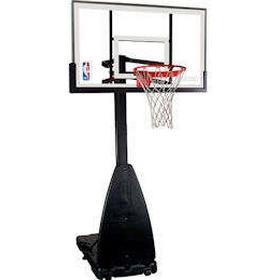 SPALDING Basketstander NBA Platinium Helix Pro 954