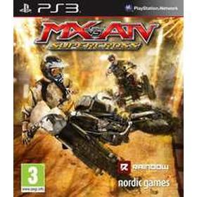 THQ MX Vs ATV: Supercross (Playstation 3)