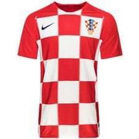 Nike Croatia World Cup Home Jersey 18/19 Youth