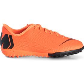 Nike MercurialX Vapor XII Academy TF Total Orange/Total Orange/Volt/White (AH7342-810)