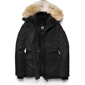 Canada Goose Montebello Parka Jacket Black (2530L)
