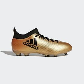 Adidas X 17.3 Firm Ground Tactile Gold Met./Core Black/Solar Red (CP8990)