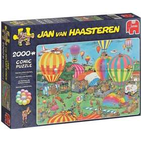 Jumbo The Balloon Festival 2000 Pieces