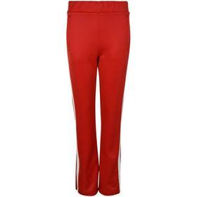 MONCLER Side Stripe Jogging Bottoms Red 45B
