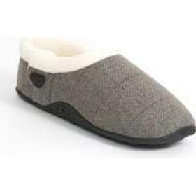 Homeys Baron Slippers - Grey