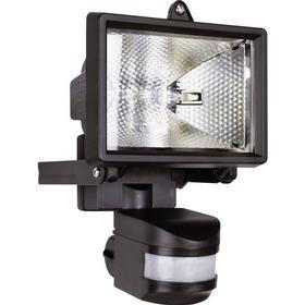 Udendørs projektør med bevægelsessensor ELRO ES120 Halogen 120 W Sort