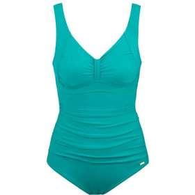 baddräkt turkos damkläder. Abecita Alanya Edge Delight Swimsuit Green d0f33cdf567bc