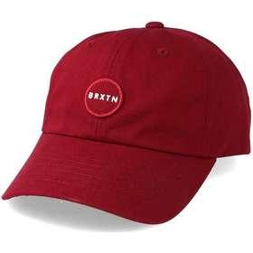 9c56042864089 Keps Meyer Lp Burgundy Adjustable - Brixton - Röd Reglerbar