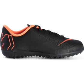 Nike MercurialX Vapor XII Academy Black/White/Total Orange (AH7342-081)