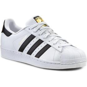 Adidas Superstar Footwear WhiteCore Black • Se priser (32