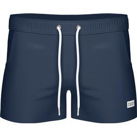 Frank Dandy Breeze Long Swim Shorts Dark Navy
