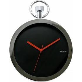 Karlsson Pocket Watch Vægur, model KA5056BK