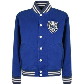 Ralph Lauren Polo Bomber Jacket - Blue Saturn