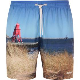 Barbour Beacon Blue Seaside Swim Shorts