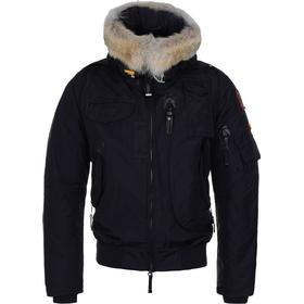 Parajumpers Faux Fur Hooded Navy Gobi Eco Bomber