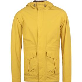 Barbour Shaw Yellow Waterproof Hooded Jacket