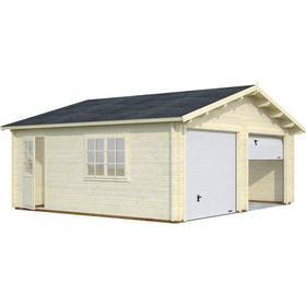 garage byggsats billigt