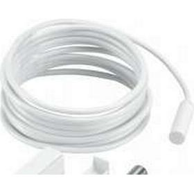 ABUS MK2000W, Kabel, 5 m, 11 x 48 x 12 mm, 100V/0.05A, Vit