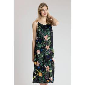 Madison Kjole | sort/grøn | PULZ | Female | S