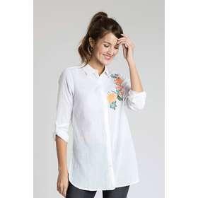 Skjorte med hvid krave dametøj - Sammenlign priser hos PriceRunner c32097a109068