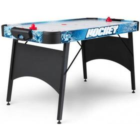 """Polar Battle Airhockey-bort 6"""" 76x82x161 cm (BxHxT) svart"""