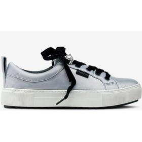 dc258c549da6 Karl Lagerfeld Sneakers Luxor Kup Lace Silver