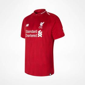 New Balance Liverpool Home Jersey 18/19 Youth