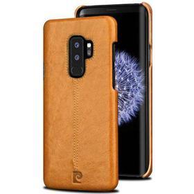 Pierre cardin cover Galaxy S9 plus brun