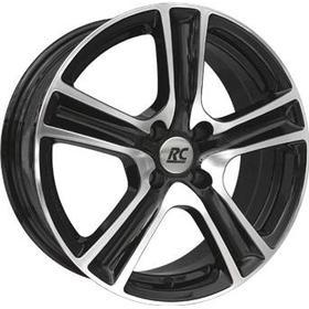 RC Design 19 Black Polished - Alufælge