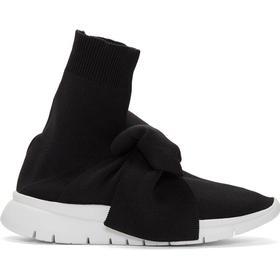 Joshua Sanders Joshua Sanders Sock Knot Sneakers, Sort